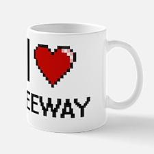 Cute Elbow room Mug