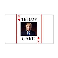 TRUMP CARD Wall Decal