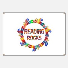 Reading Rocks Banner
