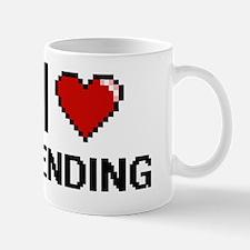 Cute I heart grant Mug