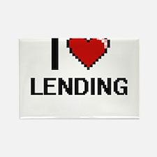 I Love Lending Magnets