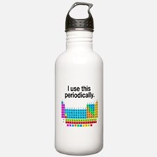 I Use This Periodicall Water Bottle