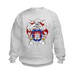 Zamora Family Crest Kids Sweatshirt