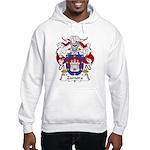 Zamora Family Crest Hooded Sweatshirt