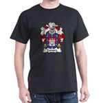 Zamora Family Crest Dark T-Shirt