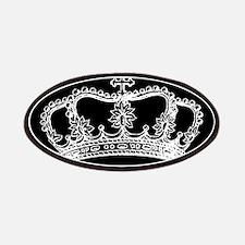 Vintage Crown Patch