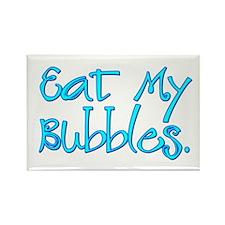 Eat my Bubbles Rectangle Magnet (100 pack)