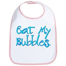 Eat my Bubbles Bib