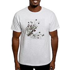 Funny Hand drawn vintage T-Shirt