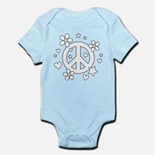 Give Peace a Chance Body Suit