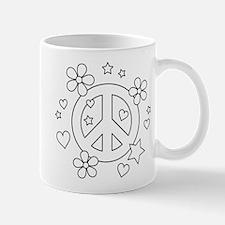 Give Peace a Chance Mugs