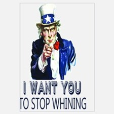 Uncle Sam Stop Whining