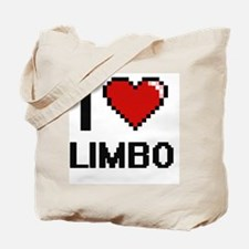 I Love Limbo Tote Bag
