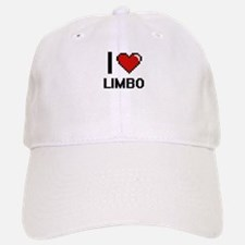 I Love Limbo Baseball Baseball Cap