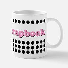 I love to scrapbook Mug