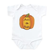 Abuela's Little Pumpkin Infant Bodysuit