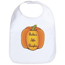 Bubbe's Little Pumpkin Bib
