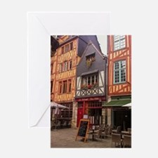 Rouen, France Greeting Cards