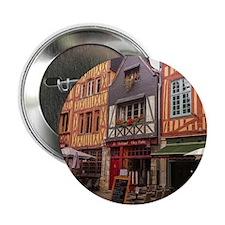 """Rouen, France 2.25"""" Button (10 pack)"""