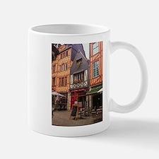 Rouen, France Mugs