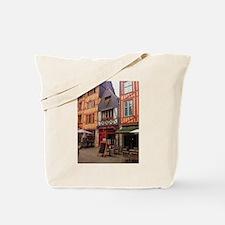 Rouen, France Tote Bag