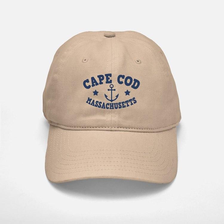 Cape Cod Anchor Baseball Baseball Cap