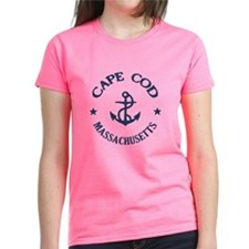 Cape Cod Anchor Tee