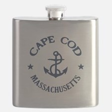 Cape Cod Anchor Flask
