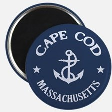 Cape Cod Anchor Magnet