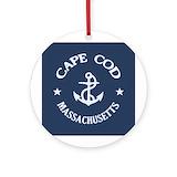 Cape cod Ornaments