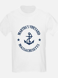 Martha's Vineyard Anchor T-Shirt