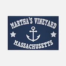 Martha's Vineyard Ancho Rectangle Magnet (10 pack)