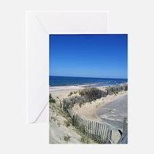 Beachy Keen Greeting Card