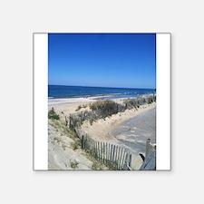 Beachy Keen Sticker