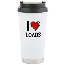 I Love Loads Travel Mug