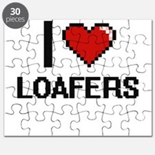 I Love Loafers Puzzle