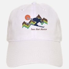Taos New Mexico Baseball Baseball Cap