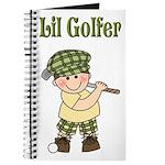 Little Golfer Journal