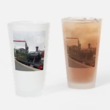 Cute Water transportation Drinking Glass