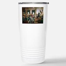 Cute American revolutionary war Travel Mug