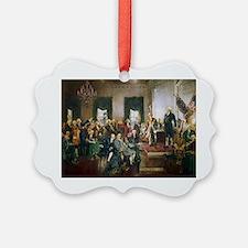 Unique Constitution Ornament