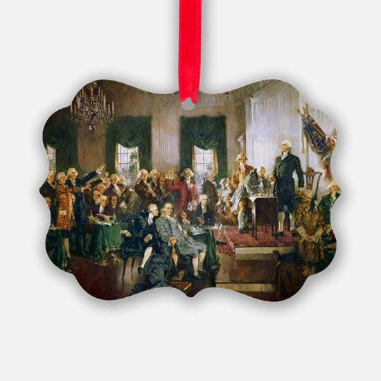 Cool Historical Ornament
