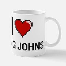 Cute Long john Mug
