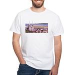 Sainte Anne Beaupre Basilic White T-Shirt