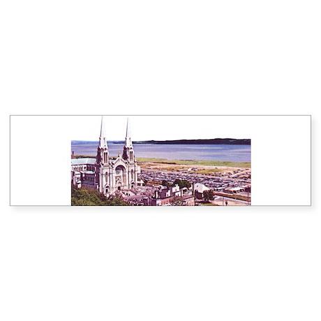 Sainte Anne Beaupre Basilic Bumper Sticker