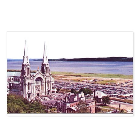 Sainte Anne Beaupre Basilic Postcards (Package of