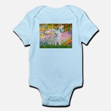 Garden / Maltese Infant Bodysuit
