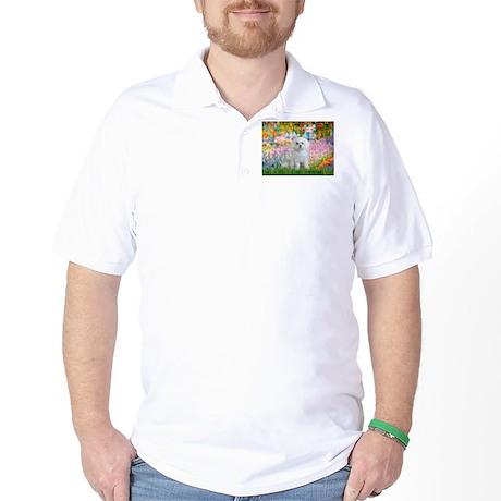 Garden / Maltese Golf Shirt