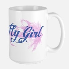 Fly Girl Mugs