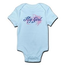 Fly Girl Body Suit
